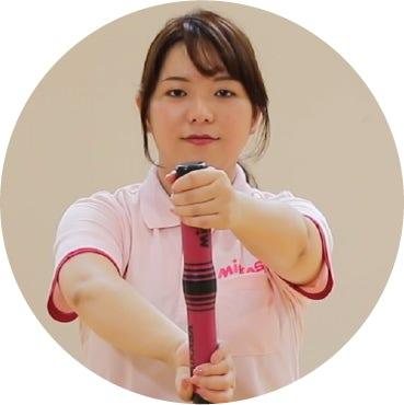 twistickを使ってのトレーニング